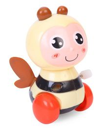 Playmate Dazzle Wind Up Bees - Cream