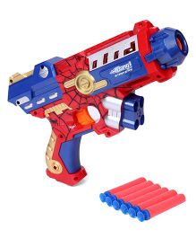 Mitashi Bang Strikers Prinio Toy Gun - Red