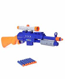 Bang Finch Stealth Rifle Launcher - Orange Blue