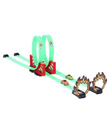 Dash Blazing Trails Playset DS 111 - Green