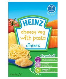 Heinz Cheesy Veg Pasta - 100 grams