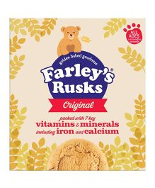 Heinz Farley Rusks Original Finger Food - 150 gm
