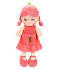 Starwalk Candy Doll Coral - Height  45 cm