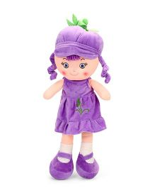 Starwalk Candy Doll Purple - Height  45 cm