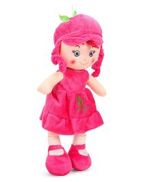 Starwalk Candy Doll Dark Pink - Height  45 cm
