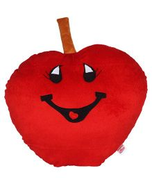 Ultra Apple Shape Cushion - Red