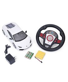 Mitashi Dash Remote Controlled Lamnhorgini Huracan LP610-4 Car - White