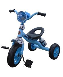 EZ' Playmates Tricycle With Sipper - Blue