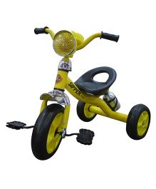 EZ' Playmates Tricycle With Sipper - Yellow