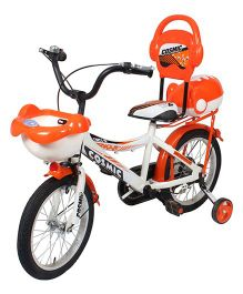 Cosmic Bicycle Force 10 Series Orange - 16 inches