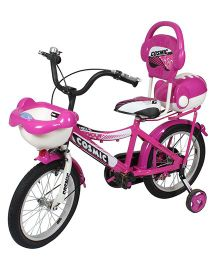 Cosmic Bicycle Force 10 Series Fuchsia - 16 inches