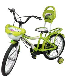 Cosmic Bicycle Force 10 Series Green - 20 inches