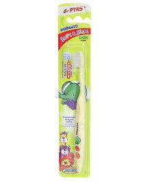 Kodomo Soft & Slim Toothbrush - Green