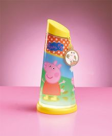 Peppa Pig Motion Activated Tilt Night Lamp Torch - Yellow