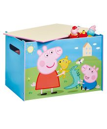Peppa Pig Storage Box - Multi Color