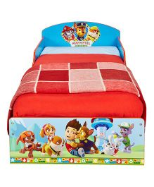 Paw Patrol Toddler Bed - Multi Color