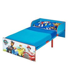 Paw Patrol Toddler Bed - Blue