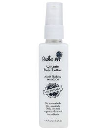 Rustic Art Organic Baby Lotion - 100 ml