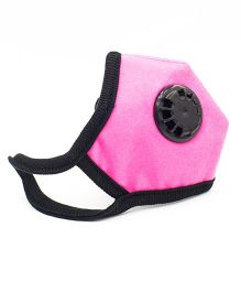 Atlanta Healthcare Cambridge Pollution Face Mask 1 Valve - Pink