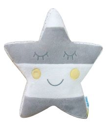 Abracadabra Star Shape Cushion - Grey