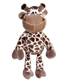 Abracadabra Soft Toy Giraffe Brown - 16 cm