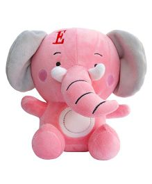 Abracadabra Soft Toy With Voice Recorder Pink - 12 cm