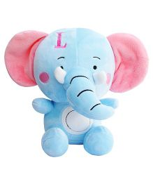 Abracadabra Soft Toy With Voice Recorder Blue - 12 cm