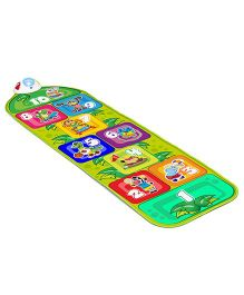 Chicco Jump And Fit Playmat With Light And Music - Multi Color