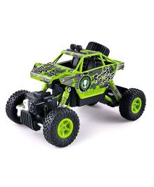 Flyers Bay Remote Control Toy Rock Crawler - Green