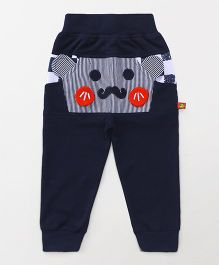 Wow Clothes Full Length Lounge Pants - Navy