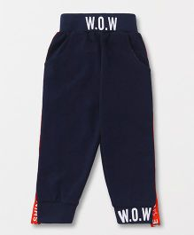 Wow Clothes Full Length Lounge Pant - Navy