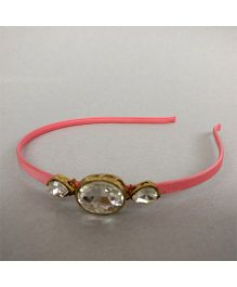 Tiny Closet Hair Band - Baby Pink
