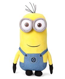 Minions Kevin Plush Toy With Sound Blue Yellow - Height 41 cm