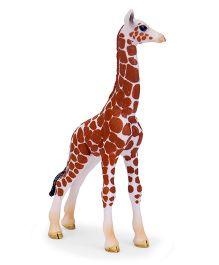Schleich Giraffe Figure - Brown White