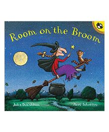 Room On The Broom Book by Julia Donaldson - English