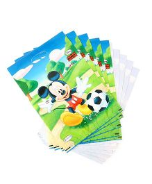 Disney Mickey Mouse Small Loot Bags - Pack Of 10