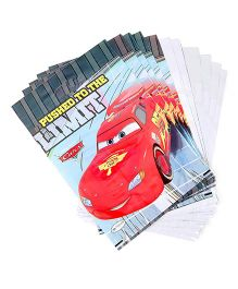 Disney Pixar Cars Small Loot Bags - Pack Of 10