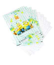 Minions Small Loot Bags Green - Pack Of 10