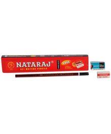 Natraj 621 pencil HB - Pack of 10