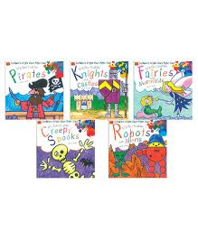 Fun to Draw Multiple Activity Book by Mark Bergin Pack of 5  - English