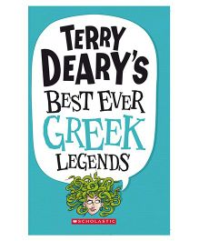 Best Ever Greek Legends By Terry Deary - English