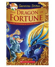 The Dragon Of Fortune By Geronimo Stilton - English