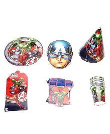 Marvel Avengers Party Box - Pack Of 51