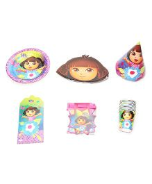 Dora Party Party Box - Pack Of 51