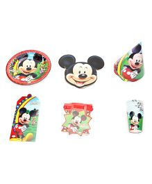 Disney Mickey Mouse Club House Party Box - Pack Of 51