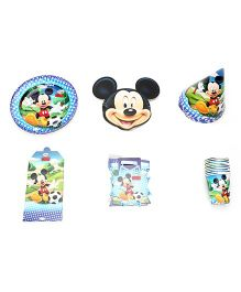 Disney Mickey Mouse Party Box - Pack Of 51