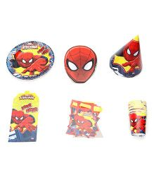 Marvel Amazing Spiderman Party Box - Pack Of 51
