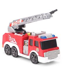 Dickie Freewheel Fire Truck Toy - Red