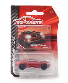 Majorette Premium Chevrolet Toy Car - Red