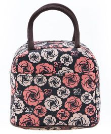 EZ Life Floral Print Lunch Box Bag - Multicolor